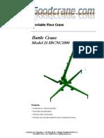 Crane Brochure
