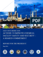 Action to Improve Chemical Facility Safety and Security Amay 2014