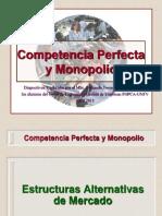 Clase 7 Capitulo 6 Sloman Competencia Perfecta y Monopolio