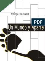 Antologia Poetica Un Mundo y Aparte