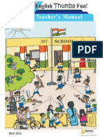 Set 3 - Teachers Manual
