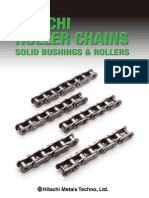 Chain Catalog Hitachi