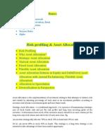 Investment Evaluation Framework