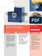 MX Multisensor fire gas detector GMX 1001CO1 GMX 1002CO.pdf