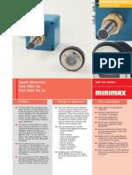 MX Spark detectors FUX 3001 DL FUX 3001 DL Ex.pdf
