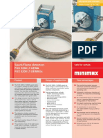 MX Spark flame detector FUX 3200 L1 UEWA UEWA Ex.pdf