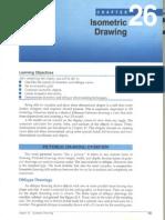Chap 26 Isometric Drawing