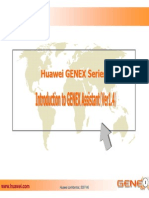 03 OWJ200302 Introduction to GENEX Assistant ISSUE1.1