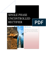 Uncontrolled Rectifier
