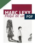 Hotul de Umbre Marc Levy