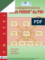 Un compagnon de poche du Guide PMBOK® du PMI