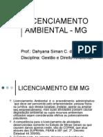 LICENCIAMENTO AMBIENTAL - Instruções.ppt