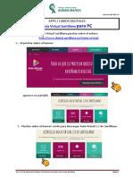 Tutorial Para Descarga de Libros Digitales Santillana de 1º a 4º de Primaria