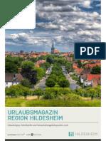 Urlaubsmagazin Region Hildesheim