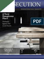 2014 September Persecution Newsletter