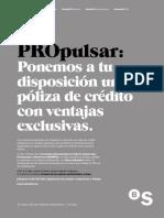 Asimpea - Póliza de Crédito Banco Sabadell
