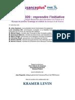 Rapport Fintech 2020-Reprendre l'Initiative