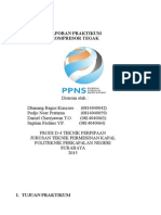 Tugas Praktikum Pompa Dan Kompresor (KOMPRESOR TEGAK) Kelompok 6(LIMA) (2)