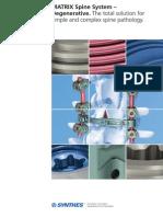 La Solución Total Para Patologías Espinales Simples y Complejas (DEGENERATIVAS)