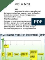 Manajemen Strategik (Garuda Indonesia)