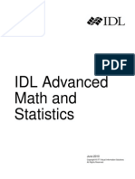 IDL Advanced Math and Statistics.pdf