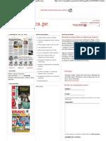 Edición Impresa - La Repúbl.