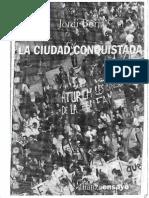 Borja j La Ciudad Conquistada