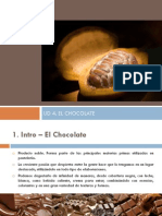 Ud 4_ El Chocolate atemperado y  bombones