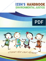 Citizen's Handbook on Environmental Justice