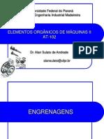 Engrenagens tipos e aplicações