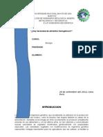 Monografía de Alimentos Transgénicos - Copia