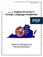 2016 student parent guide