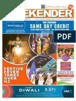 Indian Weekender, October 30, 2015 Vol 7 Issue 32