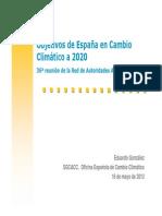 Objetivos Espana Cambio Climatico 2020 Tcm7-278677