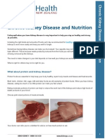 Ckd and Nutrition