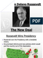 new deal powerpoint- lesson