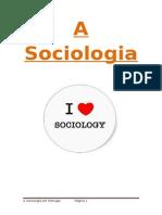 A Sociologia Em Portugal