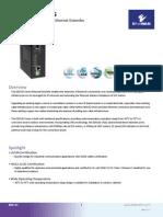 EtherWAN ED3141-00B Data Sheet