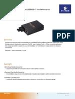 EtherWAN EL50-C-20 Data Sheet