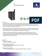 EtherWAN ED3146-22B Data Sheet