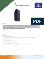 EtherWAN EX42011-1A-1-A Data Sheet