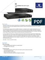 EtherWAN EX76400-00T Data Sheet