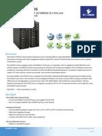 EtherWAN EX78400-00B Data Sheet