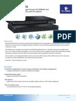EtherWAN EX27064-V0VC Data Sheet