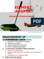06 Sediment Measurement