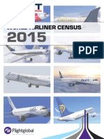 World Airliner Census 2015