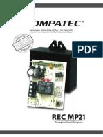 Manual RECMP21f