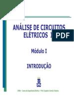 Análise de Circuitos II - Módulo I