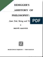 Heidegger's Metahistory of Philosophy