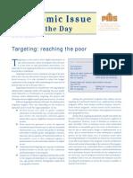 Targeting the Poor